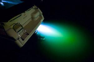 dr. led through-hull mounted underwater led light, Reel Combo